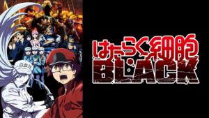 『はたらく細胞BLACK』アニメ無料動画