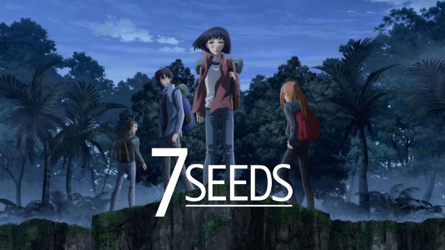 アニメ『7SEEDS(第1期)』動画